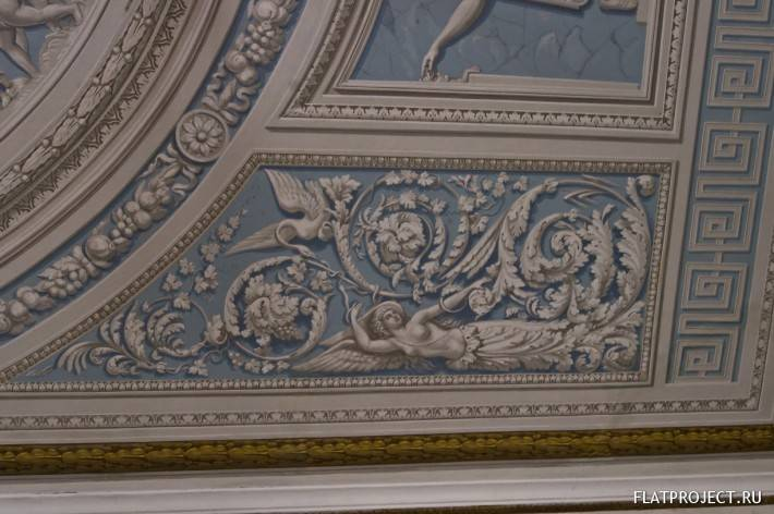 Декор интерьеров Павловского дворца — фото 160