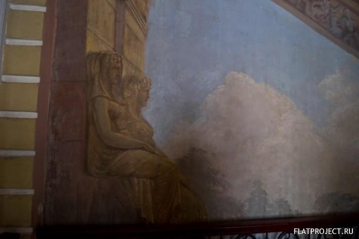 Декор интерьеров Павловского дворца — фото 165