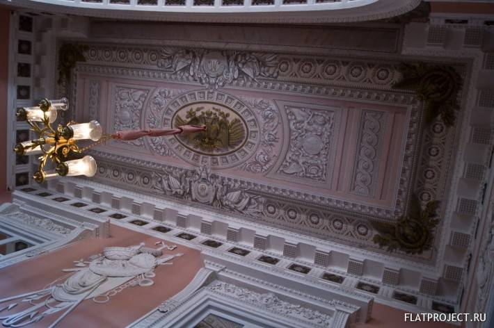 Декор интерьеров Павловского дворца — фото 159