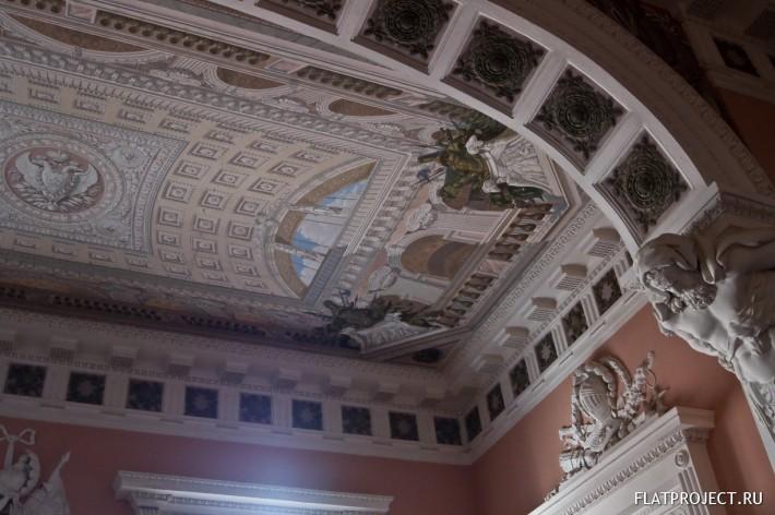 Декор интерьеров Павловского дворца — фото 168