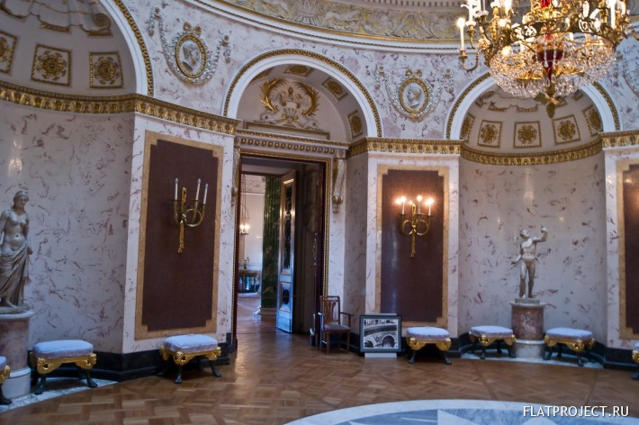Декор интерьеров Павловского дворца — фото 153