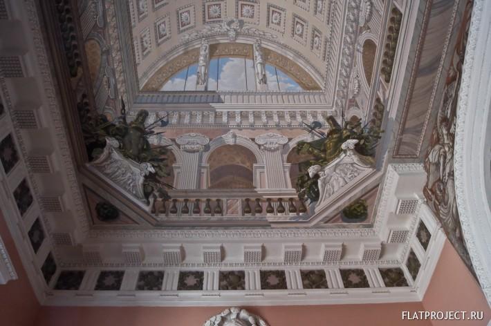 Декор интерьеров Павловского дворца — фото 164