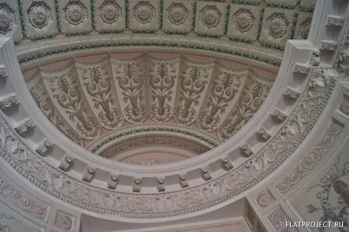 Декор интерьеров Павловского дворца — фото 151