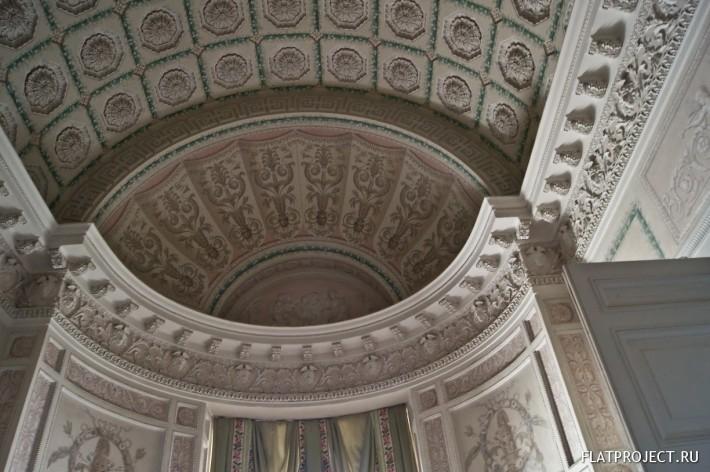 Декор интерьеров Павловского дворца — фото 142