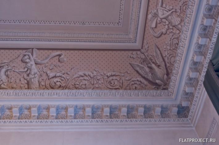 Декор интерьеров Павловского дворца — фото 150