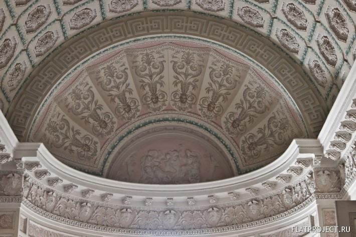 Декор интерьеров Павловского дворца — фото 144