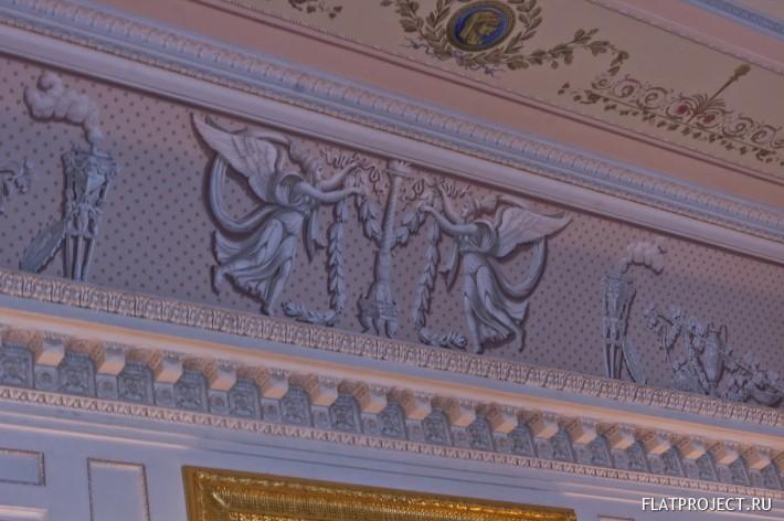 Декор интерьеров Павловского дворца — фото 148