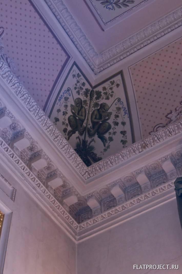 Декор интерьеров Павловского дворца — фото 138