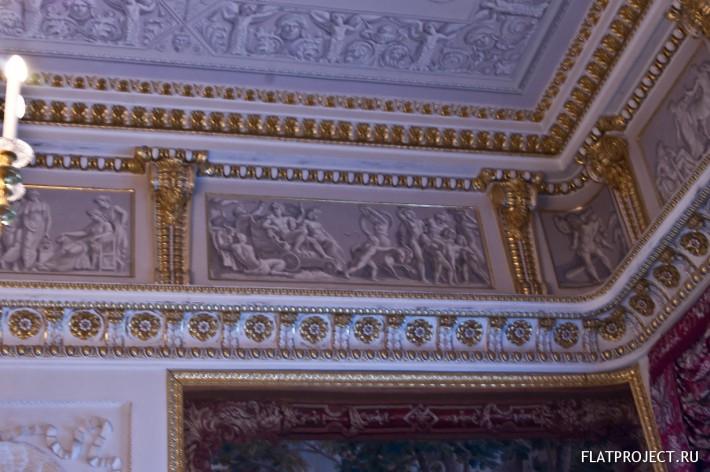 Декор интерьеров Павловского дворца — фото 131