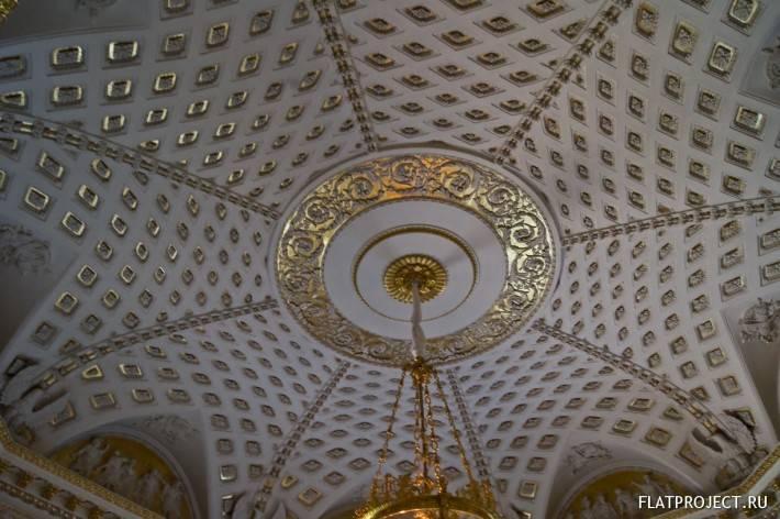 Декор интерьеров Павловского дворца — фото 140