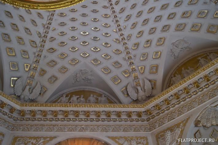 Декор интерьеров Павловского дворца — фото 120