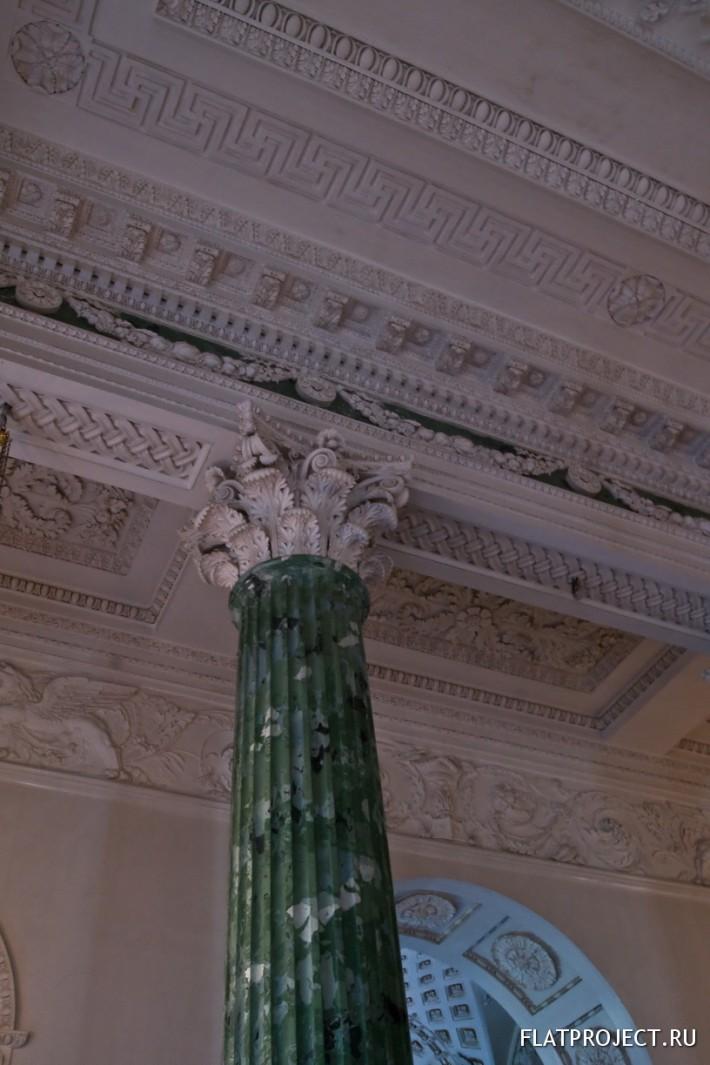 Декор интерьеров Павловского дворца — фото 121