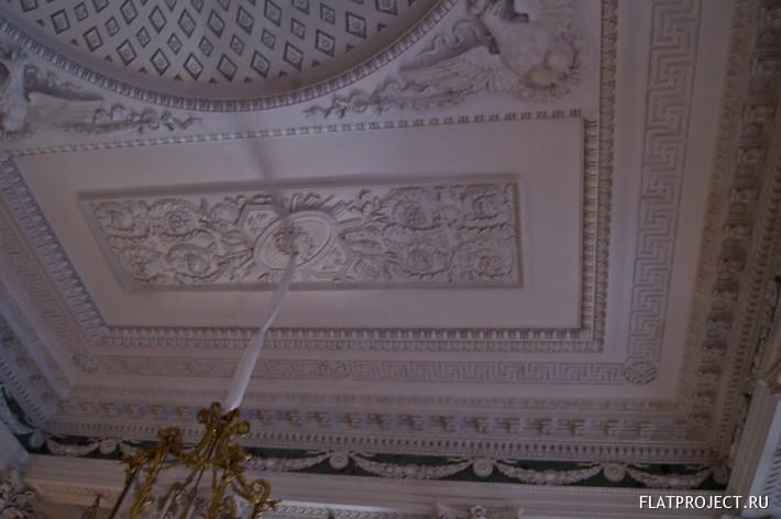 Декор интерьеров Павловского дворца — фото 129
