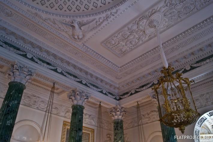 Декор интерьеров Павловского дворца — фото 122