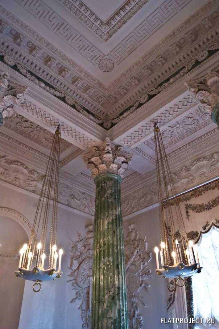 Декор интерьеров Павловского дворца — фото 128