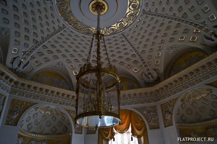 Декор интерьеров Павловского дворца — фото 117