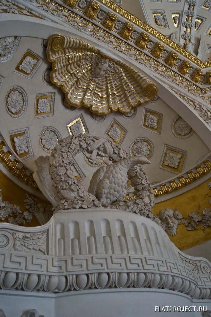 Декор интерьеров Павловского дворца — фото 119