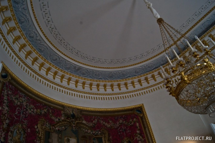 Декор интерьеров Павловского дворца — фото 103