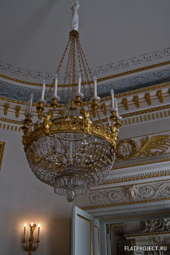 Декор интерьеров Павловского дворца — фото 108