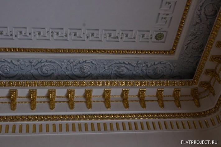 Декор интерьеров Павловского дворца — фото 105