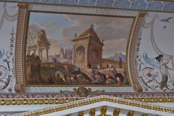 Декор интерьеров Павловского дворца — фото 100