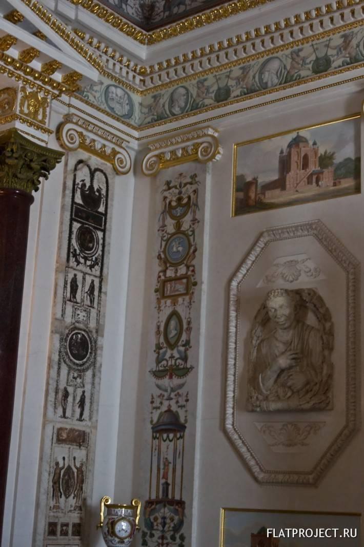 Декор интерьеров Павловского дворца — фото 91