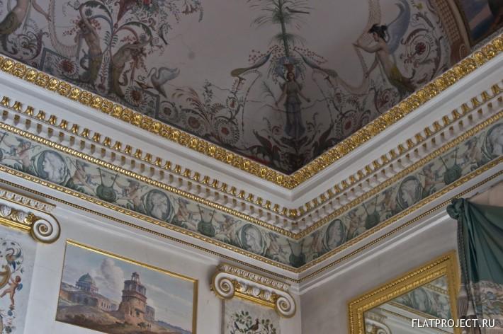 Декор интерьеров Павловского дворца — фото 93