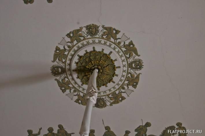 Декор интерьеров Павловского дворца — фото 99