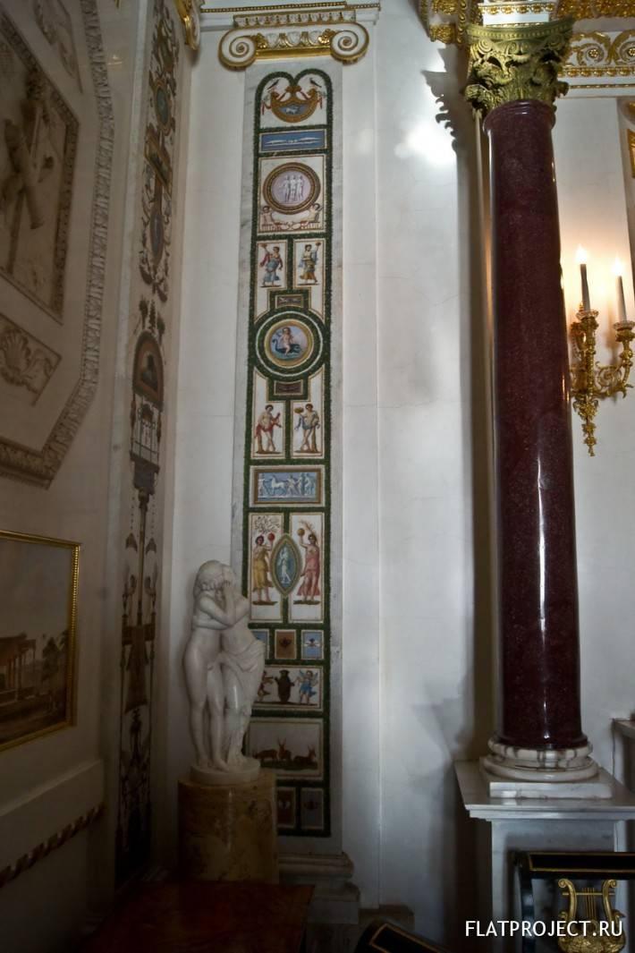 Декор интерьеров Павловского дворца — фото 95