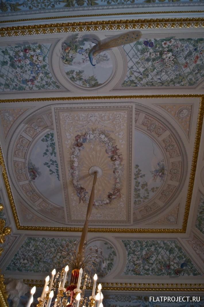 Декор интерьеров Павловского дворца — фото 80