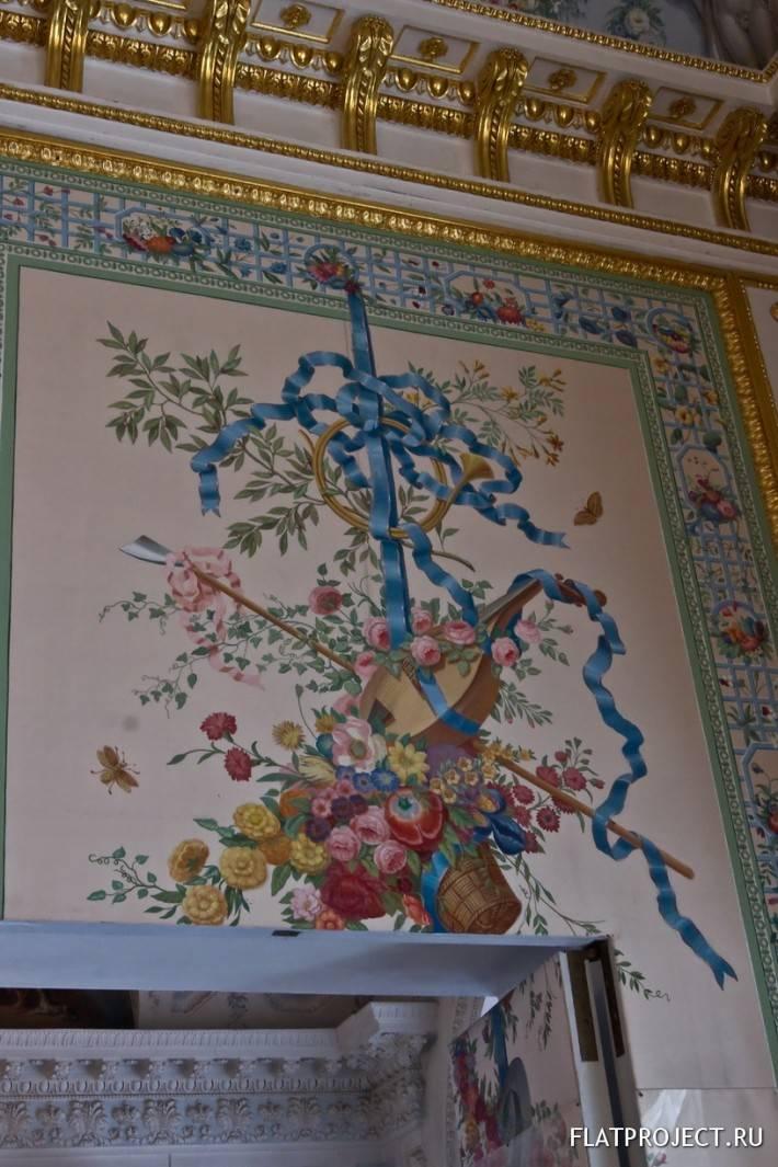 Декор интерьеров Павловского дворца — фото 81