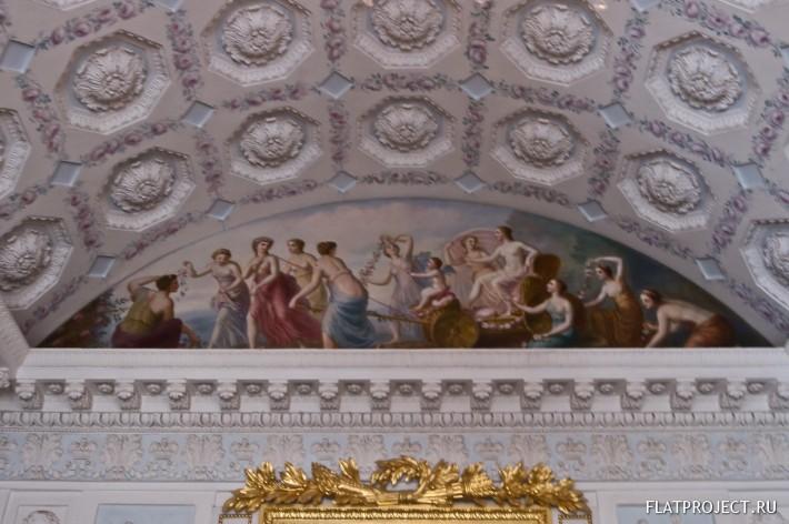 Декор интерьеров Павловского дворца — фото 78