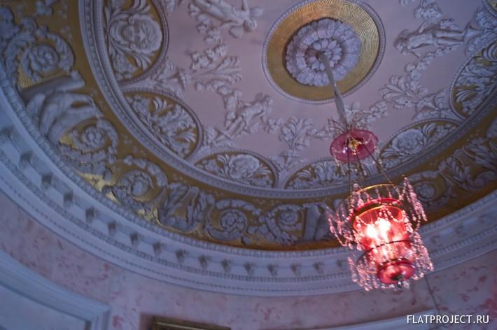 Декор интерьеров Павловского дворца — фото 68