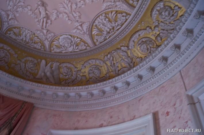 Декор интерьеров Павловского дворца — фото 66