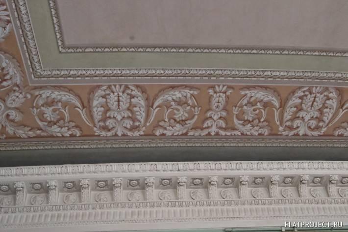 Декор интерьеров Павловского дворца — фото 72