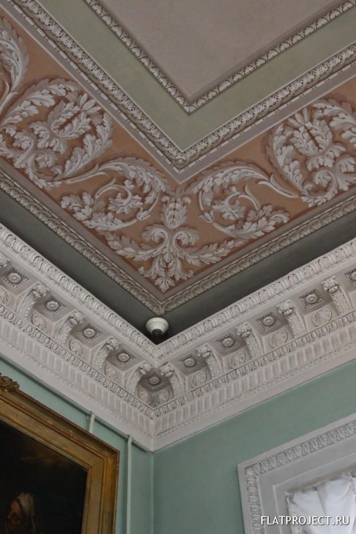 Декор интерьеров Павловского дворца — фото 73