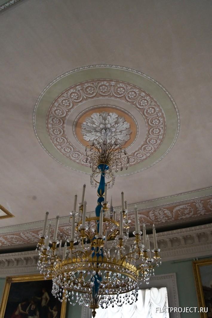 Декор интерьеров Павловского дворца — фото 74