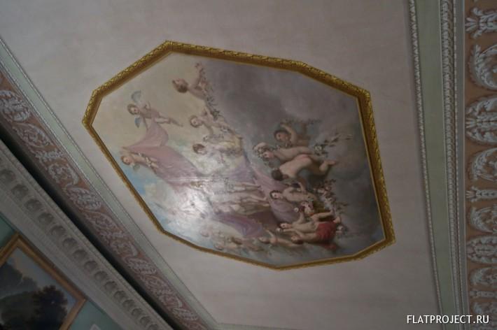 Декор интерьеров Павловского дворца — фото 71