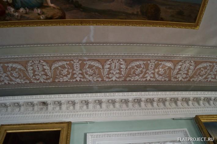 Декор интерьеров Павловского дворца — фото 76
