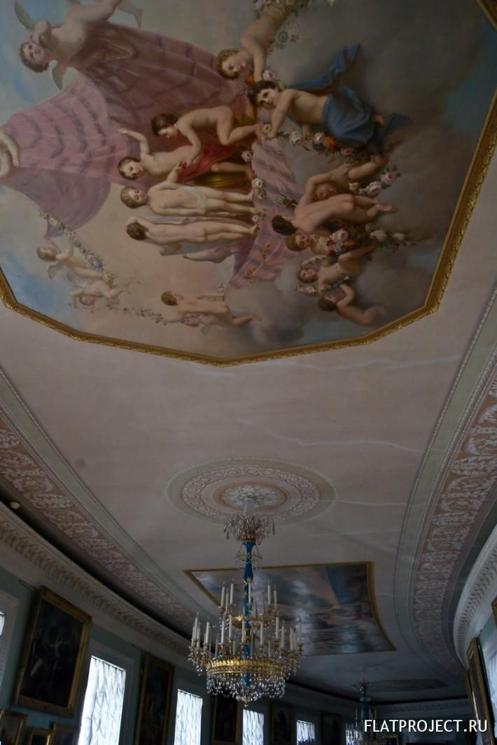 Декор интерьеров Павловского дворца — фото 65