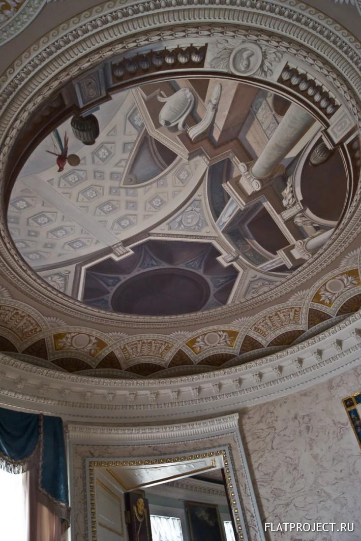 Декор интерьеров Павловского дворца — фото 57
