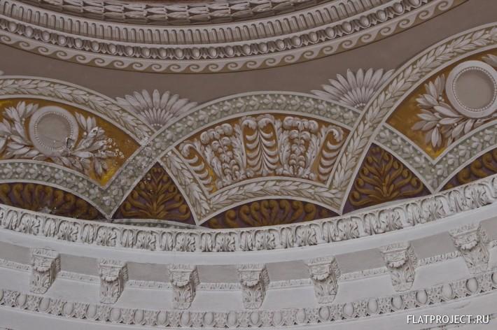 Декор интерьеров Павловского дворца — фото 62