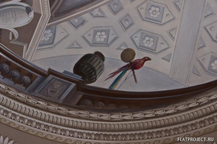 Декор интерьеров Павловского дворца — фото 47
