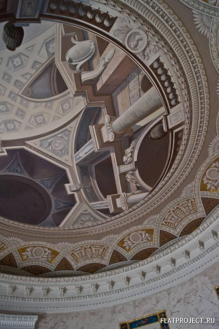 Декор интерьеров Павловского дворца — фото 52