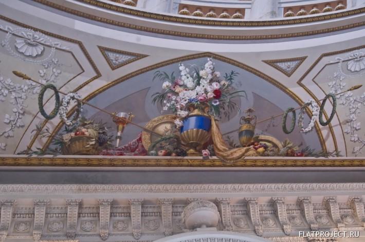 Декор интерьеров Павловского дворца — фото 50