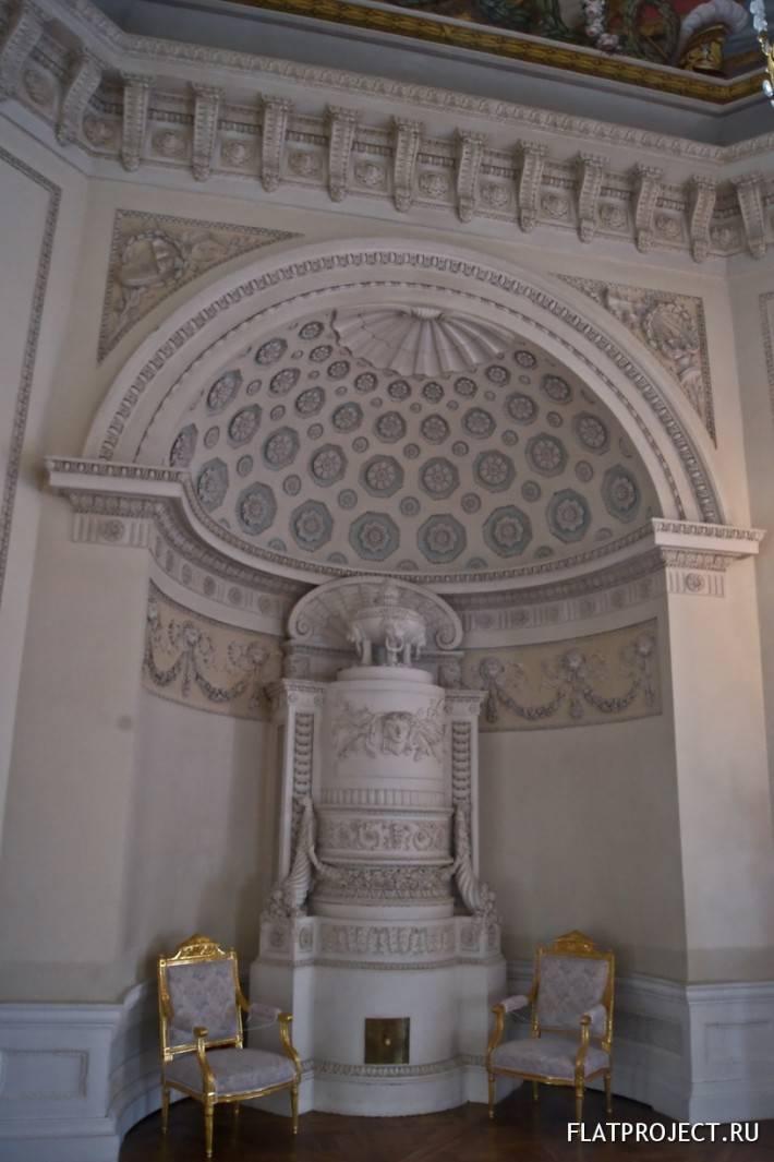 Декор интерьеров Павловского дворца — фото 54
