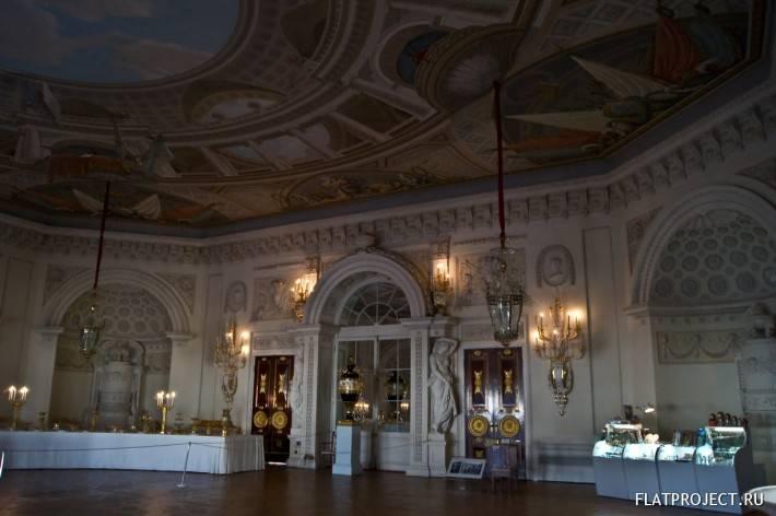 Декор интерьеров Павловского дворца — фото 55