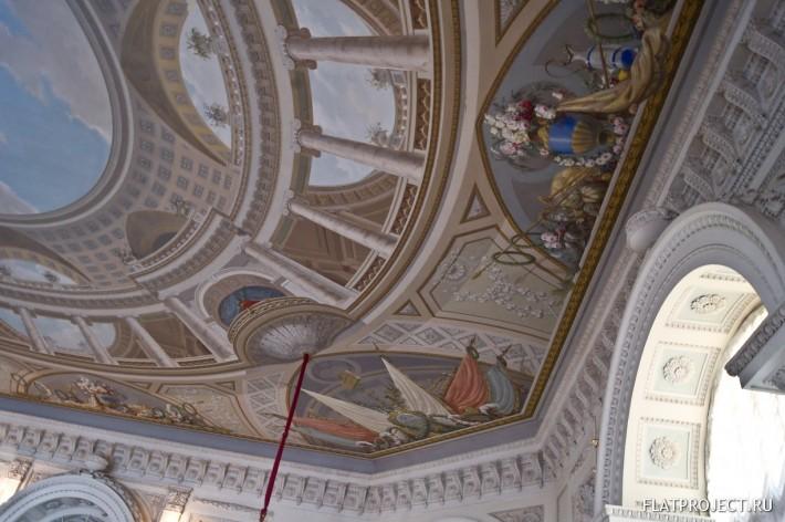 Декор интерьеров Павловского дворца — фото 42