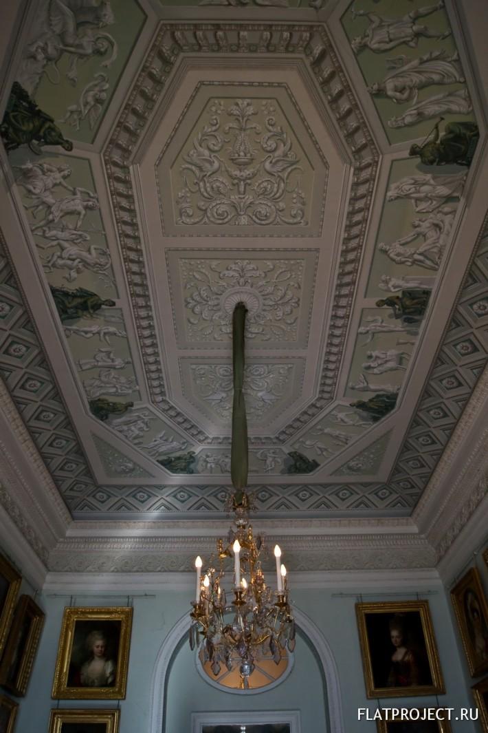 Декор интерьеров Павловского дворца — фото 43