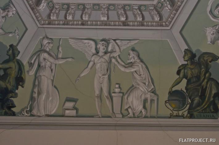 Декор интерьеров Павловского дворца — фото 40